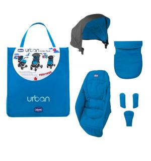 Набор аксессуаров  для коляски Urban, цвет: power blue Chicco