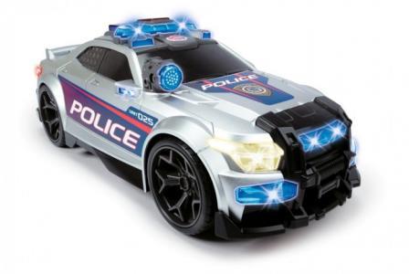 Полицейская машина Сила улиц 33 см Dickie