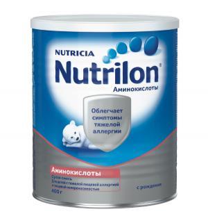 Молочная смесь  аминокислоты 0-12 месяцев, 400 г Nutrilon