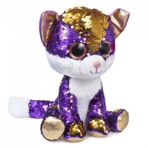 Мягкая игрушка  Котёнок Аметист 23 см Fancy