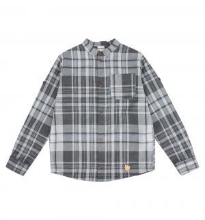 Рубашка  Форест, цвет: серый Ёмаё