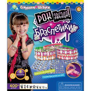 Мозаика для девочек, набор браслетов  Рок-звезда Orb Factory