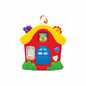 Развивающая игрушка Интерактивный домик, Kiddieland