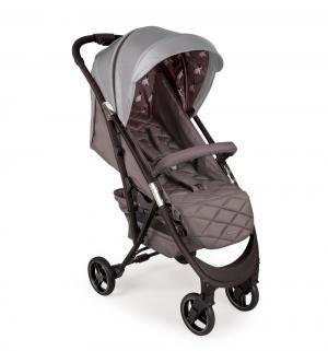 Прогулочная коляска  Eleganza V2, цвет: light grey Happy Baby
