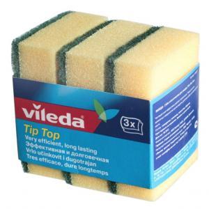 Губка  для посуды Тип-топ Vileda
