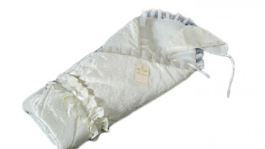 Конверт-одеяло на выписку Золотце Мой Ангелок