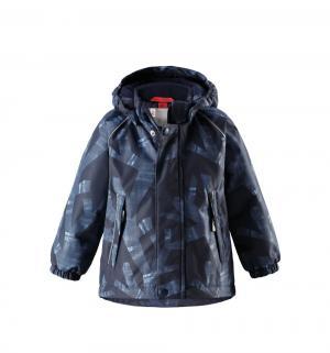 Куртка  Tec Kuusi, цвет: синий Reima