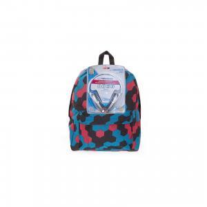 Рюкзак Мозаика с наушниками, цвет мульти 3D Bags