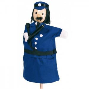 Кукла на руку Полицейский Goki