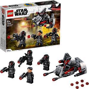 Конструктор  Star Wars 75226: Боевой набор отряда Инферно LEGO