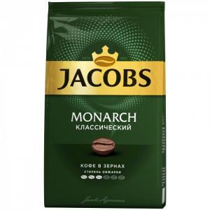 Кофе в зернах Monarch 800 г Jacobs