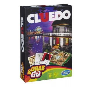 Настольная игра  Клуэдо Дорожная версия Hasbro Games