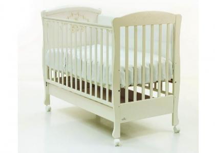 Детская кроватка  Infant с ящиком 120x60 см Fiorellino