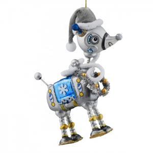 Украшение Decor Робот-олень 14 см Erich Krause