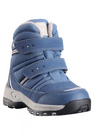 Ботинки  tec Visby, цвет: синий Reima