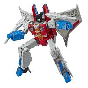 Трансформер  «Класс вояджеры» красно-серый Transformers