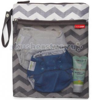 Водонепроницаемая сумка для мокрых и сухих вещей Wet and Dry Bag Skip-Hop