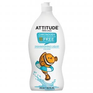 Средство для мытья посуды  Без запаха Эко Бэби, 700 мл Attitude