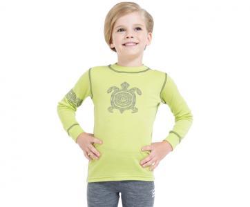 Soft Kids Футболка детская с длинным рукавом и принтом Norveg