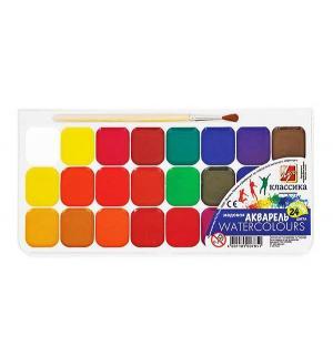 Краски акварельные  Классика 24 цвета Луч