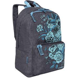Рюкзак  RD-830-1/6 Grizzly. Цвет: серый