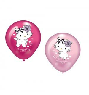 Набор шариков  Hello Kitty с сердечками Everts