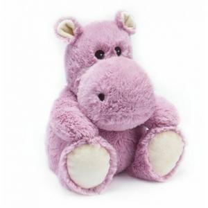 Cozy Plush Игрушка-грелка Бегемотик Warmies