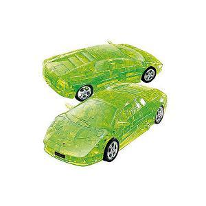 3D пазл  Ламборджини, зеленый Happy Well