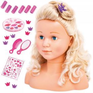 Кукла Модель для причесок с косметикой 27 см Bayer