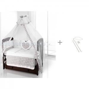 Балдахин для кроватки  Di Fiore и Крепление балдахина Geuther Beatrice Bambini
