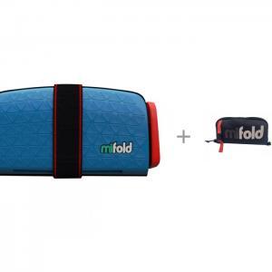 Бустер  автомобильный the Grab and Go и Чехол Designer Gift Bag Mifold