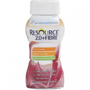 Молочная смесь  Resource® 2.0 + Fibre Лесные ягоды Специализированный продукт профилактического питания с 3 лет, 200 г Nestle