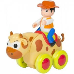 Развивающая игрушка  Веселый зоопарк Huile Toys