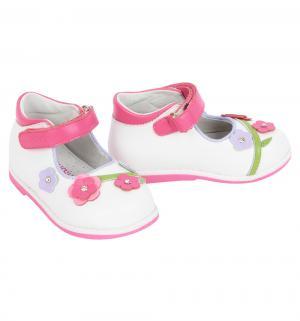 Туфли , цвет: белый Mursu