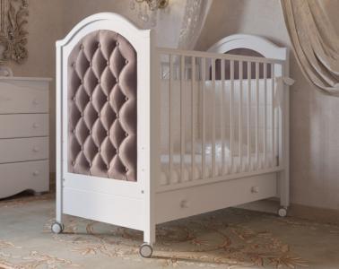 Детская кроватка  Софи люкс колесо Гандылян
