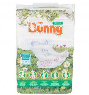 Подгузники  Classic Junior (11-25 кг) 56 шт. My Bunny