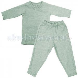 Пижама из шерсти мериноса Merino Kids