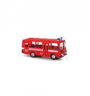 Автобус  Пожарный 20 см Play Smart