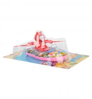 Игрушка для ванны  Лодка, цвет: красный Игруша