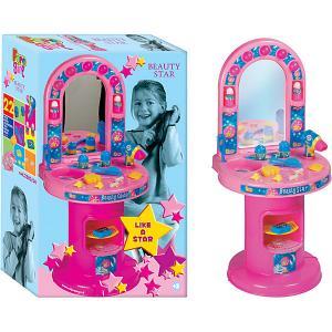 Игровой набор Faro Туалетный столик, 89 см. Цвет: разноцветный