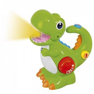 Игрушка музыкальная Динозавр Chicco
