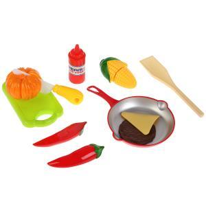 , Набор овощей и фруктов для резки 1260AB No Name