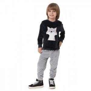 Комплект для мальчика RP1333 (лонгслив, брюки) Roly Poly