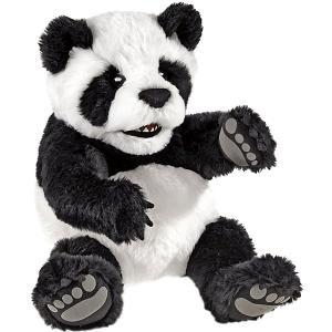 Мягкая игрушка на руку  Детеныш панды, 23 см Folkmanis