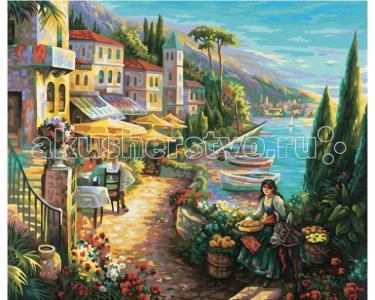 Картина по номерам Белла Италия 50х60 см Schipper