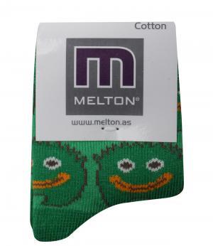 Носки Melton. Цвет: зеленый