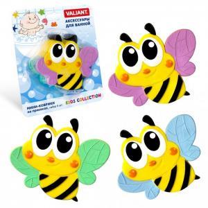 Набор мини-ковриков Пчёлка Valiant