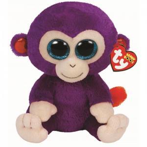 Мягкая игрушка  Beanie Boos Обезьянка Grapes 25 см TY