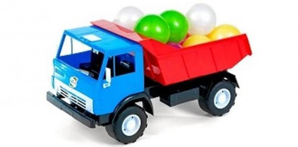 Автомобиль Х2 и набор шариков Орион