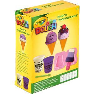 Набор для лепки из теста  Киоск Мороженое Crayola